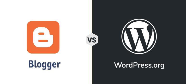 Blogger VS WordPress